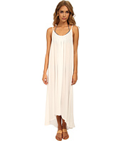 MIKOH SWIMWEAR - Biarritz Scoop Neck with Low Back Maxi Dress Cover-Up