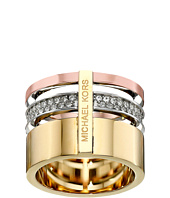 Michael Kors - Brilliance Pave Barrel Ring