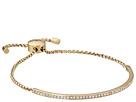 Brilliance Pave Bar Slider Bracelet