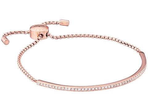 Michael Kors Brilliance Pave Bar Slider Bracelet - Rose Gold