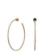 Michael Kors - Brilliance Large Hoop Post Earring