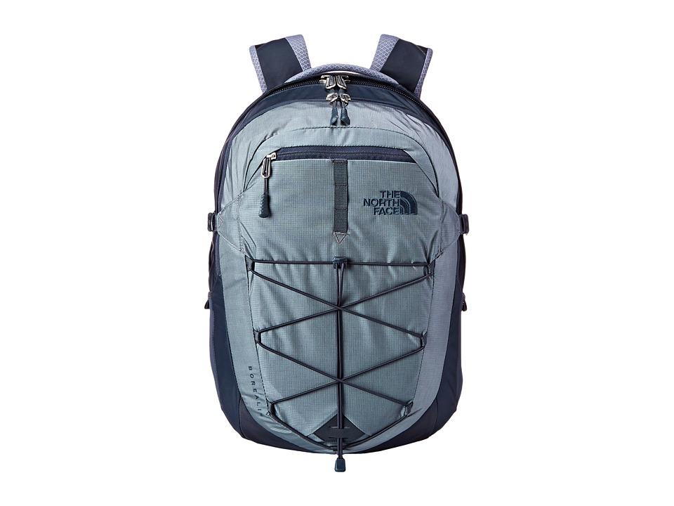 The North Face - Borealis (Zinc Grey/Asphalt Grey) Backpack Bags