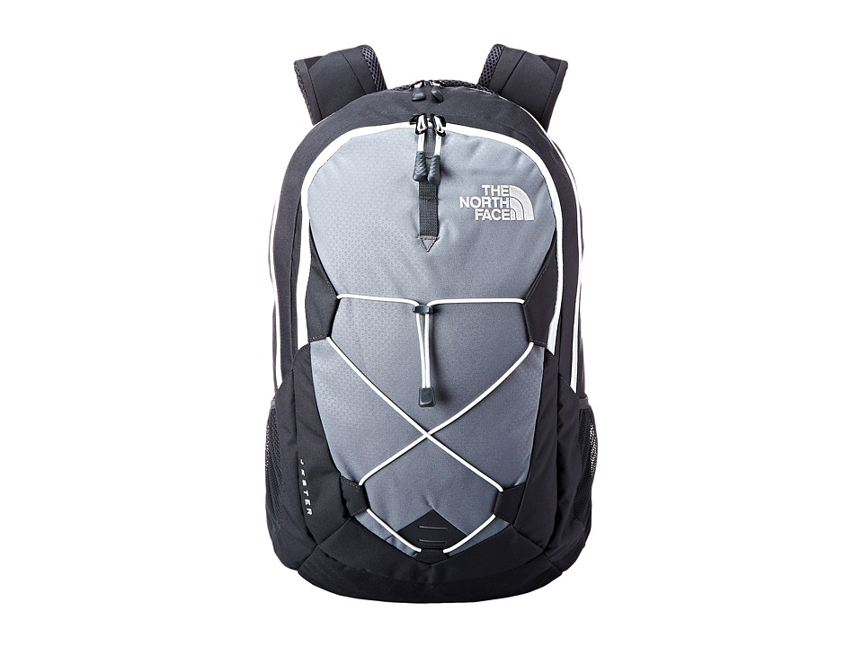 The North Face - Jester (Zinc Grey/Vaporous Grey) Backpack Bags