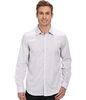 Calvin Klein - Fine Multicheck Dobby Long Sleeve Woven Shirt