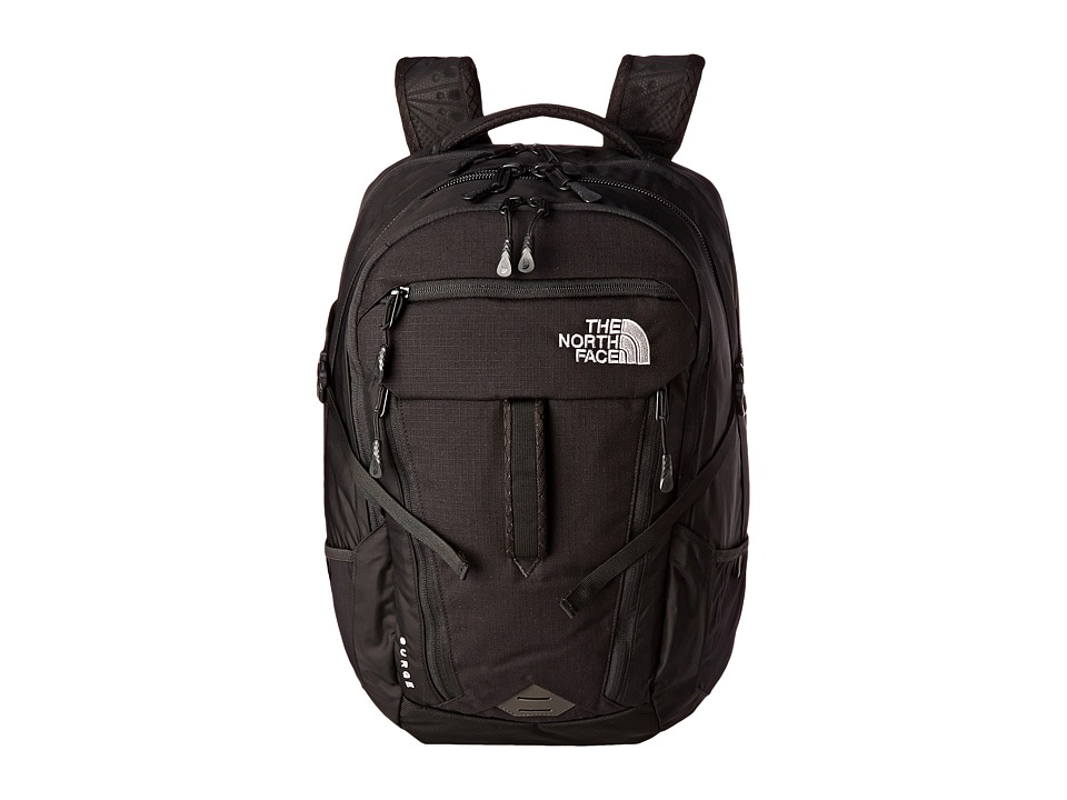 The North Face - Womens Surge (TNF Black) Backpack Bags