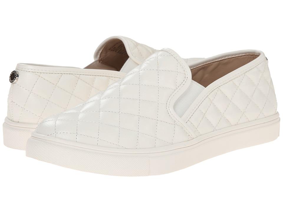 Steve Madden Ecentrcq Sneaker (White) Slip-On Shoes