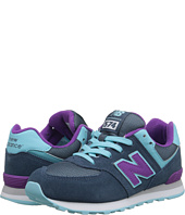 New Balance Kids - KL574ST (Little Kid)