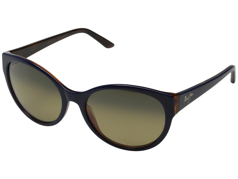 Maui Jim - Pools (Blue/Rootbeer/HCL Bronze) Fashion Sunglasses