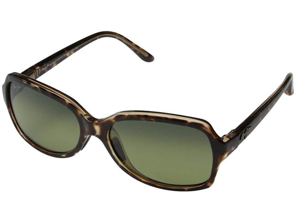 Maui Jim Cloud Break (Tortoise/Maui HT) Fashion Sunglasses
