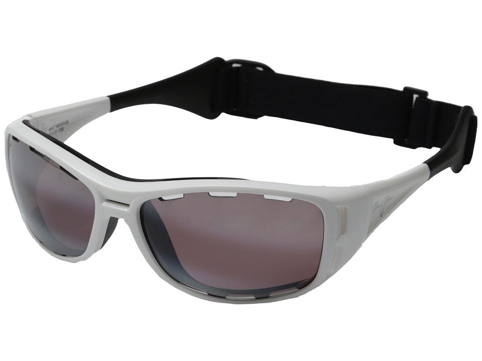 Maui Jim Waterman (White/Maui Rose) Fashion Sunglasses