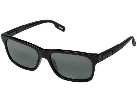 Maui Jim Eh Brah - Gloss Black/Neutral Grey