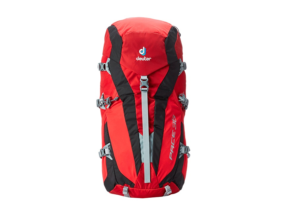 Deuter - Pace 36 (Fire/Black) Backpack Bags