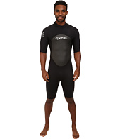 XCEL Wetsuits - 2mm Axis Offset Back Entry S/S Springsuit