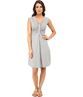 Mod-o-doc - Spandex Jersey Shirred Inset Dress