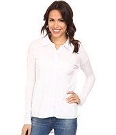 Mod-o-doc - Supreme Jersey Drop Shoulder Easy Button Front Shirt
