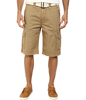 Rock Revival - Cargo Short in Khaki