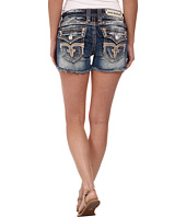 Rock Revival - Angie H29 Short in Medium Indigo