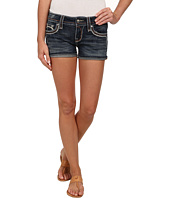 Rock Revival - Celine H79 Short in Dark Indigo
