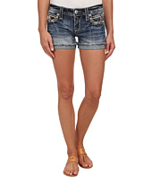 Rock Revival - Pilkin H9 Short in Medium Indigo