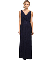 Donna Morgan - Lark V-Neck Lace Gown