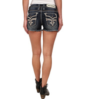 Rock Revival - Sukie H206 Short in Dark Indigo