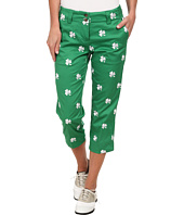 Loudmouth Golf - Shamrocks Capri