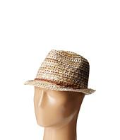 Steve Madden - Tonal Fedora Hat