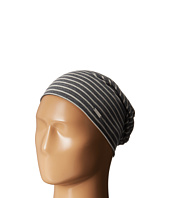 Steve Madden - Acid Wash Thin Striped Beanie