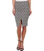 Sam Edelman - Match Slip Front Midi Skirt