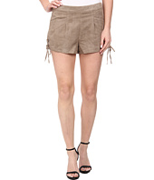 Sam Edelman - Suede Lace Fly Short