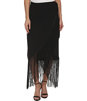 Sam Edelman - Fringe Wrap Skirt
