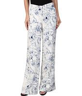 Sam Edelman - Printed Floral Trouser