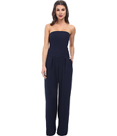 Sam Edelman - Strapless Wideleg Jumpsuit