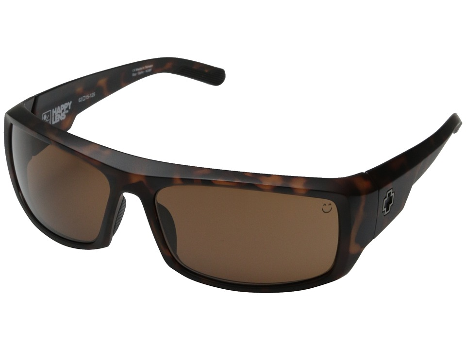 Spy Optic Admiral Matte Camo Tort/Happy Bronze Fashion Sunglasses