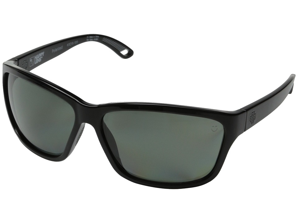 Spy Optic Allure Black/Happy Gray Green Polar Fashion Sunglasses