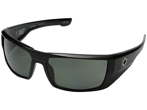 Spy Optic Dirk - Black/Happy Gray Green Polar