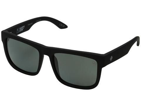 Spy Optic Discord - Soft Matte Black/Happy Gray Green Polar