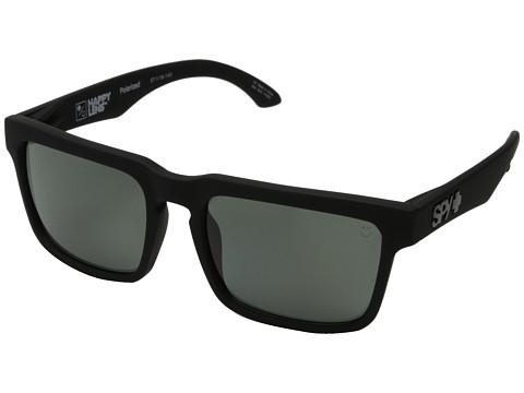 Spy Optic Helm - Soft Matte Black/Happy Gray Green Polar