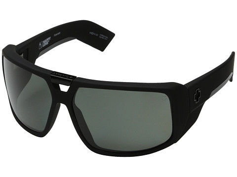 Spy Optic Touring - Soft Matte Black/Happy Gray Green Polar