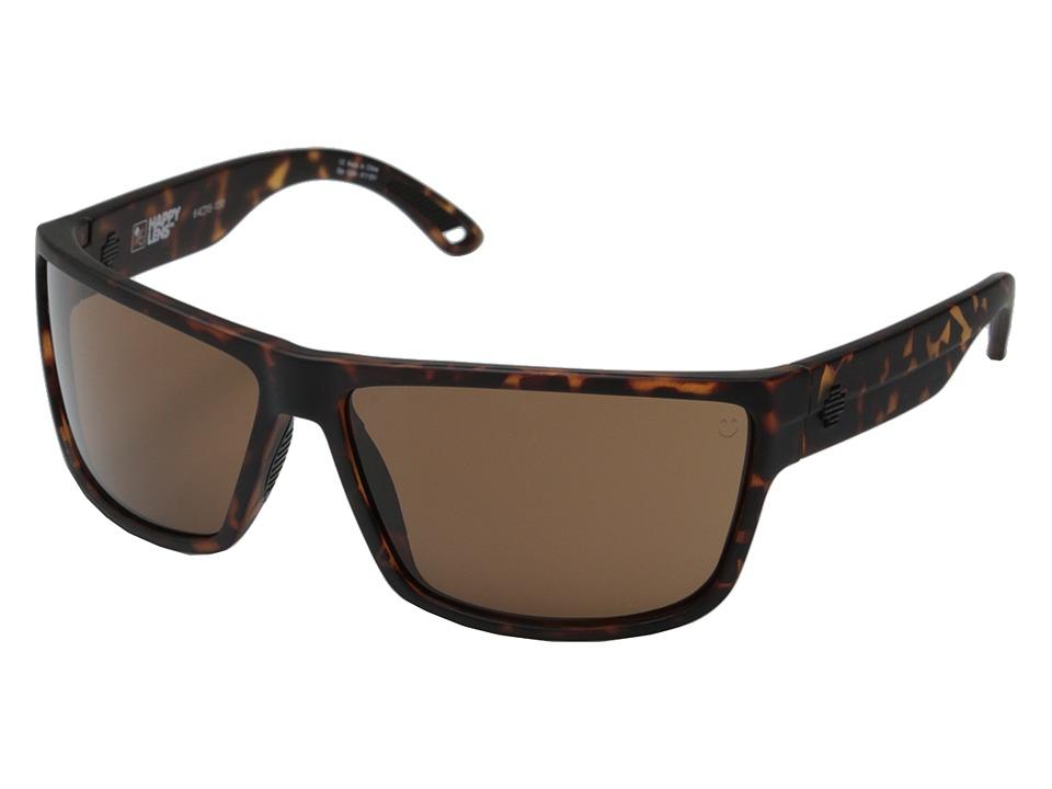 Spy Optic - Rocky (Matte Camo Tort/Happy Bronze) Fashion Sunglasses