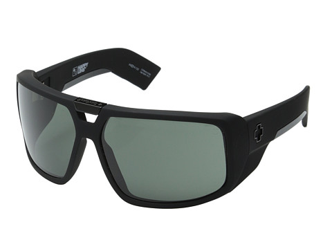 Spy Optic Touring - Soft Matte Black/Happy Gray Green