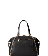 COACH - Whiplash Leather Prairie Satchel