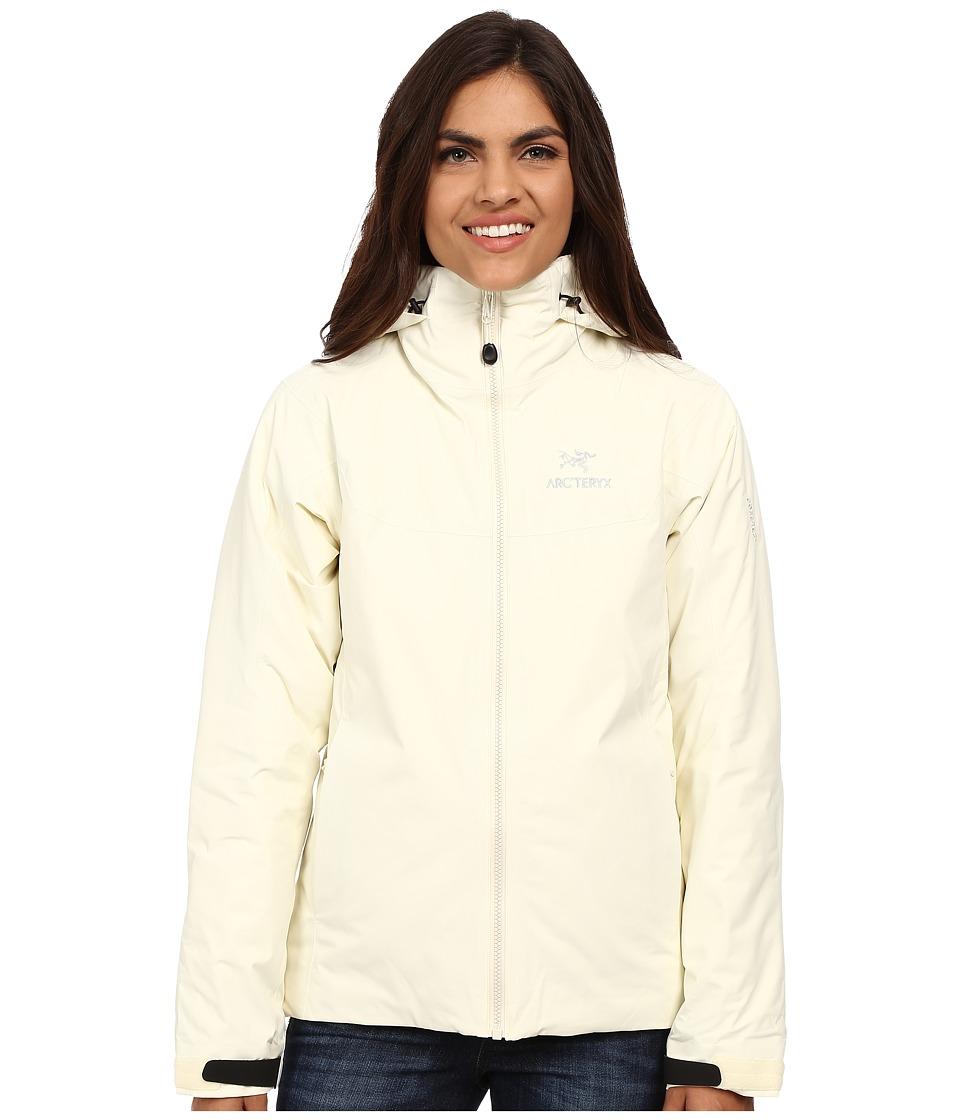 Arc Teryx Beta Sl Jacket Vintage Ivory Women S Coat