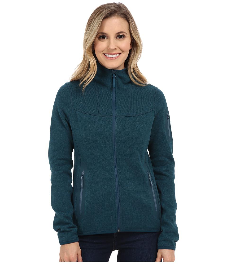 Arcteryx - Covert Hoody (Marine) Womens Sweatshirt