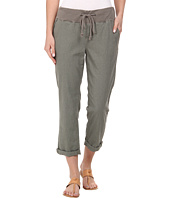 Jag Jeans - Petal Relaxed Slim Fit Capri in Gatsby Linen