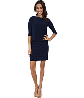 Adrianna Papell - Banded Two-For Dress