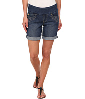 Jag Jeans - Krista Pull-On Classic Fit Short In Blue Dive