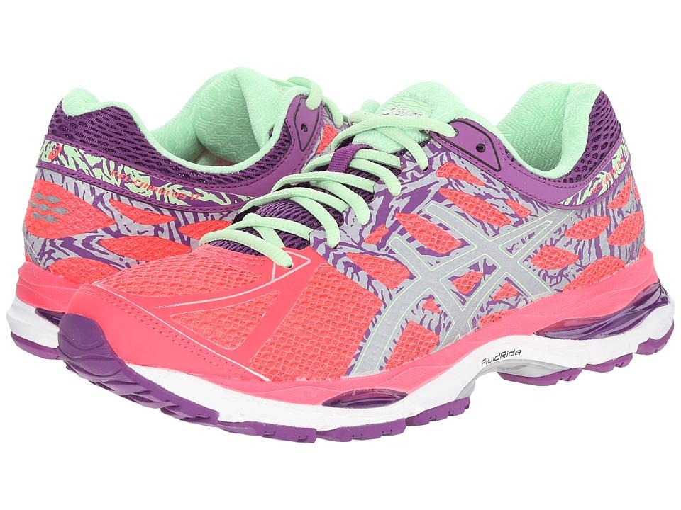 ASICS Gel Cumulus 17 Lite Show Diva Pink/Silver/Grape Womens Running Shoes