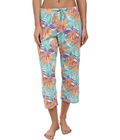 Jockey - The Savannah Palms Printed Capri Pant