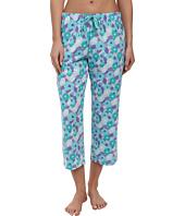 Jockey - The Savannah Abstract Floral Printed Capri Pant